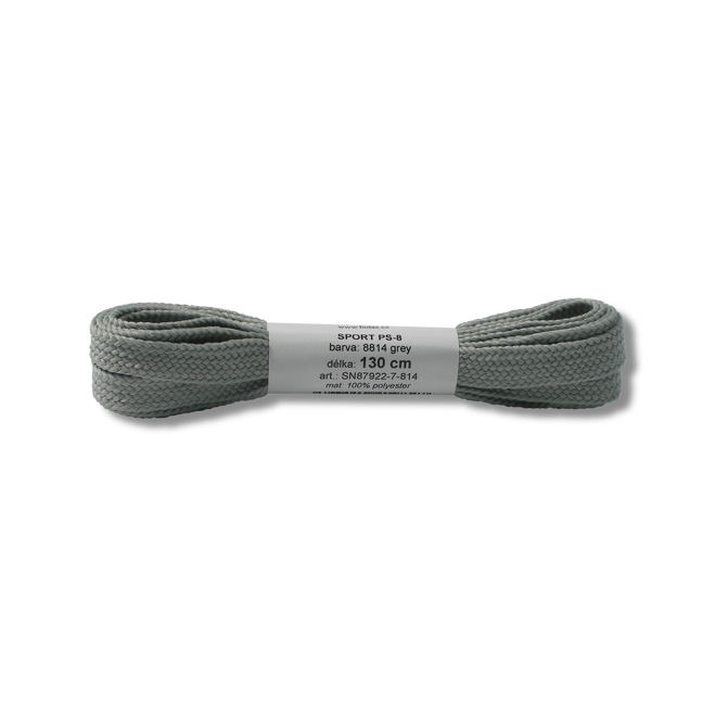 Laces SPORT PS-8 GREY