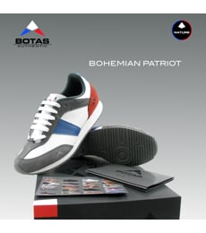Sneakers BOTAS AUTHENTIC 06N BOHEMIAN PATRIOT