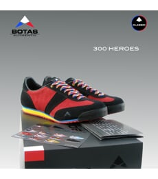 Sneakers BOTAS AUTHENTIC 10C 300 HEROES