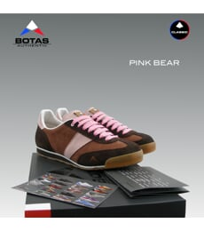 Sneakers BOTAS AUTHENTIC 11C PINK BEAR