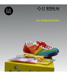 Fashion shoes CLASSIC 33C RAINBOW MAKER